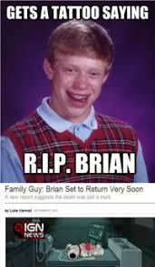 Bad Luck Brian: Image Gallery   Know Your Meme via Relatably.com