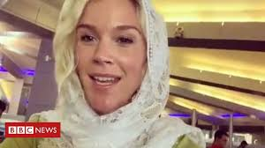 <b>Joss Stone</b> deported from Iran on last stop of world tour - BBC News