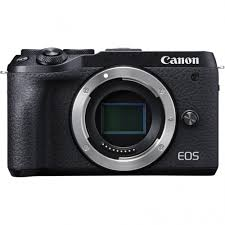 Цифровой <b>фотоаппарат Canon EOS</b> M6 Mark II Body Black ...