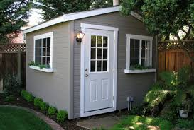 stylish home studio backyard office shed home