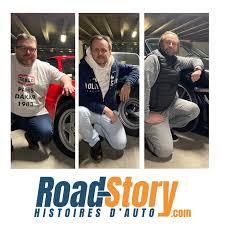 Road Story Histoire d'Auto