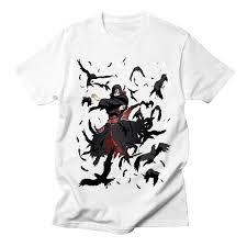 top 10 <b>uchiha itachi</b> t shirt brands and get free shipping - a811