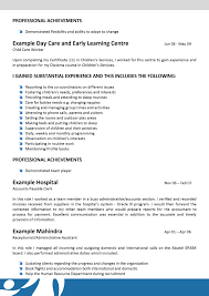 child care resume out of darkness we can help professional resume writing resume templates
