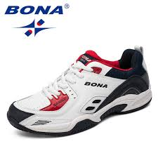 <b>BONA New Classics Style</b> Men Tennis Shoes Athletic Sneakers For ...