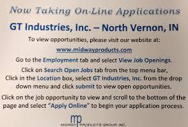 jennings county economic development gt industries inc midway gti 3