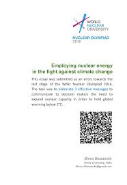 employing nuclear energy in the fight against climate change 160601 employing nuclear energy in 3 months ago