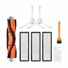 Main/Side Brush/Filter/Mop Spare Parts for Xiaomi <b>Mijia 1C Robot</b> ...