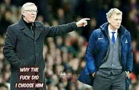 The Very Best & Funniest David Moyes Memes As Manchester United ... via Relatably.com