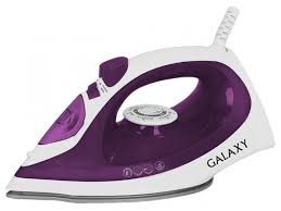 Купить <b>утюг Galaxy GL 6101</b>, фиолетовый по цене от 925 рублей ...