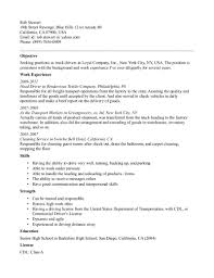 resume samples flatbed truck driver resume gallery of archivist resume