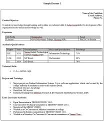 sample resumes format 1 2 mba freshers resume format