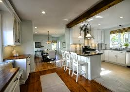 Open Kitchen And Dining Room Designs 12 Home Decorating Open Kitchen Dining Room Home And Furniture 2017