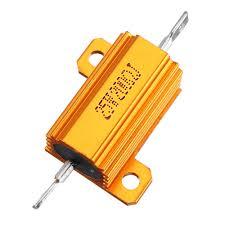 <b>3pcs RX24 25W</b> 200R 200RJ Metal Aluminum Case High Power ...