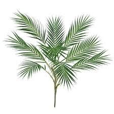 Shop <b>1 Pcs Artificial</b> Tropical Palm Leaf Bush - Overstock - 26430588