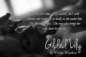 Gilded Lily (Gilded Flower, #1) by Vivian Winslow — Reviews ... via Relatably.com