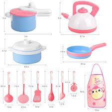 AstarX Kids Kitchen Play Toys, 28 Pcs Macaron ... - Amazon.com