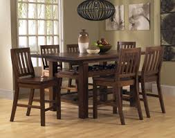 seven piece dining set:  dining room  piece counter height dining room sets more  piece dining room sets