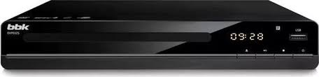 <b>DVD</b>-<b>плеер BBK DVP032S</b>, черный