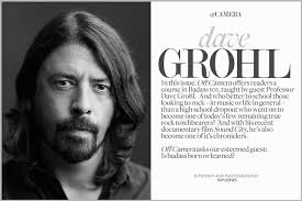 Foo Fighters on Pinterest | Dave Grohl, Taylors and Interview via Relatably.com