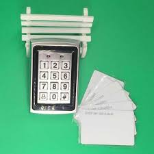 FREE SHIPPING New <b>RFID Keypad</b> Metal <b>RFID</b> Door Entry <b>Access</b> ...