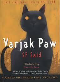 Image result for varjak paw illustrations