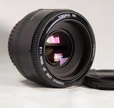 Опыт использования <b>объектива YongNuo</b> YN EF 50 mm F1.8: Что ...