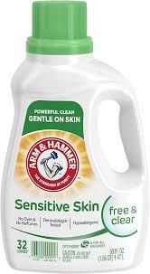 ARM & HAMMER™ Sensitive Skin, <b>Free & Clear</b>
