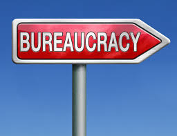 essay on bureaucracy words