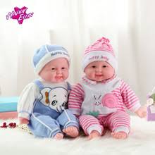 Винил Куклы 52 см Кукла Reborn Baby <b>коричневый</b> парик ...
