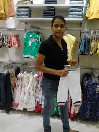 this w has trained over disabled people and placed them candidate kamla speech hearing impaired girl who has been hired by max stores in
