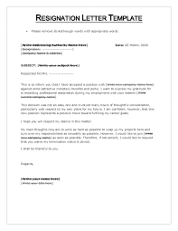 resignation letter format astounding ideas resignation letter astounding ideas resignation letter word template closing opening main sentence reason header title
