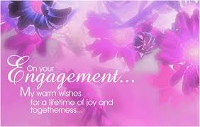 ENGAGEMENT WISHES | Wishes