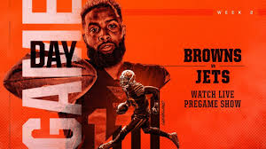 Cleveland Browns Game Day Live   Browns vs. Jets - YouTube