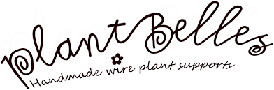 Plant Belles: Rustic <b>metal</b> plant supports for <b>elegant</b> gardening