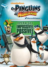 Os Pinguins de Madagascar 2012 Dublado