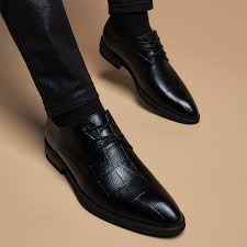 Formal Shoes & Boots--Spring and summer business <b>suit England</b> ...
