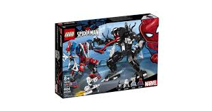 <b>Lego Marvel Super Heroes</b> Spider Mech vs Venom <b>76115</b> ...