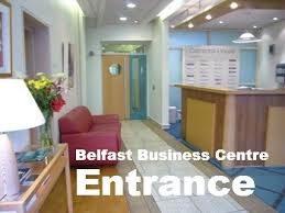belfast business centre entrance address office centre