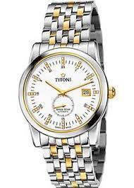 <b>Часы Titoni 83838</b>-<b>SY</b>-<b>535</b> - купить мужские наручные <b>часы</b> в ...