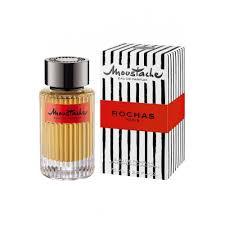 <b>Rochas Moustache</b> Eau de Parfum 75ml /<b>2018</b> ⋆ Perfume Box
