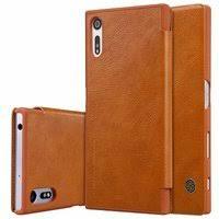 «<b>Чехол</b> (<b>Книжка</b>) <b>Nillkin Qin Leather</b> Case для телефона Sony ...