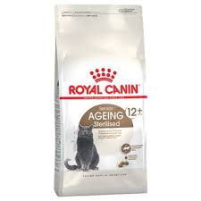 <b>Royal Canin Ageing Sterilised</b> 12+ Dry Senior Cat Food