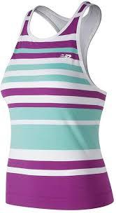 New Balance Women`s <b>Tournament Seamless</b> Tennis <b>Tank</b> ...