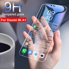 2pcs lot tempered glass for xiaomi 5x hd screen protector smartphone explosion proof 9h toughened protective film mi5x