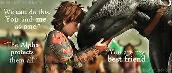 Group of: Hiccup X Toothless (i love this frienship and thos ...