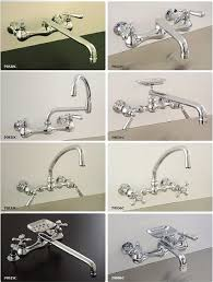 8 vintage style <b>wall</b>-<b>mount kitchen faucets</b> | Home Decor | Wall ...