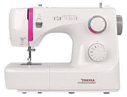 <b>Швейная машина Chayka New</b> wave 715 — купить по выгодной ...
