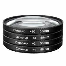 <b>58MM 0.45x Wide Angle</b> Macro Lens for Canon EOS 350D/ 400D ...