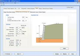 Small Picture SRWall Segmental Retaining Wall Design Software