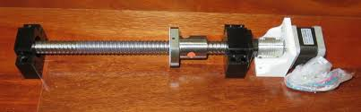 <b>Ball Screw</b>, Supports and <b>Coupler</b> - South West Makers
